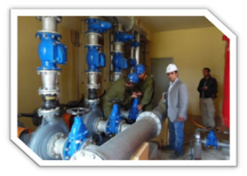 Maintenance of Water Supply System (Water Plan)